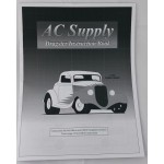Dragster Instruction Books - ACM5000 -