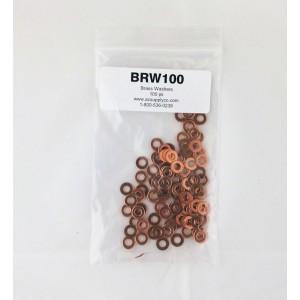 Brass Washers - BRW100 -