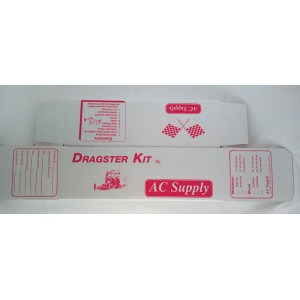 Dragster Storage Boxes - DRB100 -