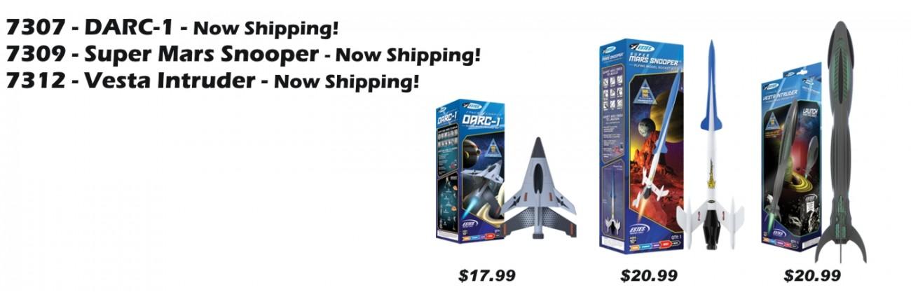 Now Shipping | DARC-1 | Super Mars Snooper | Vesta Intruder