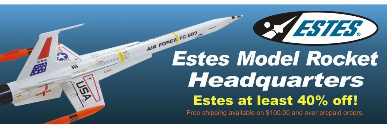 Estes Rocket Headquarters