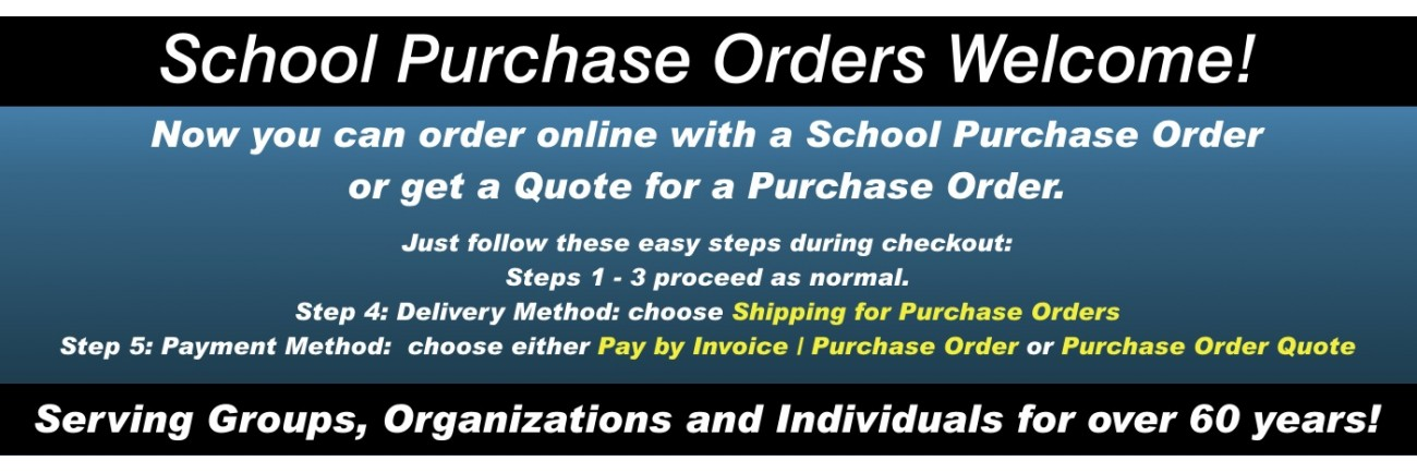 Purchase Order Banner