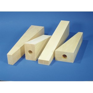 Basswood Dragster Blanks - AC501