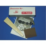 Metric/LSRAV Basswood Co2 Dragster Kit - ACM150