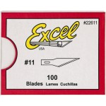 Excel #11 blade 100 pk  - EX22611