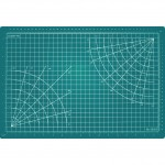 "Excel Cutting Mat - 8.5"" x 12"" Green  - EX60002"