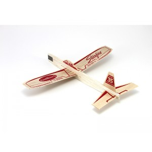 Starfire Balsa Glider , 1 Box of 24 - Guillows 35