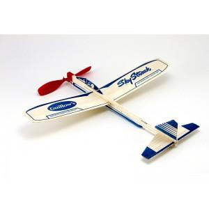 Skystreak Balsa Glider - 1 Box of 24 - Guillows 50