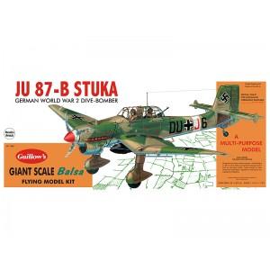 JU 87-B Stuka - Guillows 1002