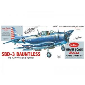 Douglas SBD-3 Dauntless - Guillows 1003
