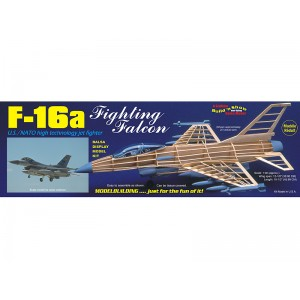 F-16a Fighting Falcon - Guillows 1403