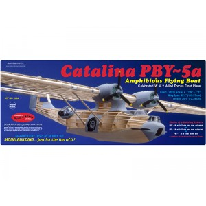 PBY-5a Catalina - Guillows 2004