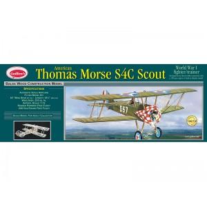 Thomas Morse Scout  - Guillows 201
