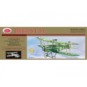 British S.E.5A  - Guillows 202