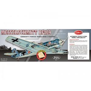 Messerschmitt BF-109 - Guillows 401
