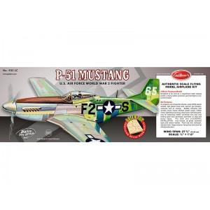 P-51 Mustang - Guillows 402
