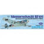 Messerschmitt BF-109 - Guillows 505LC