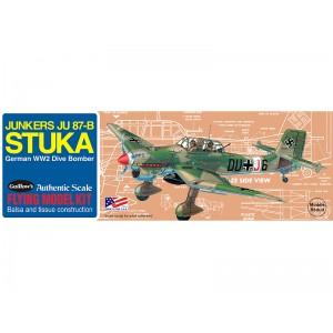 Junkers JU 87-B Stuka - Guillows 508LC
