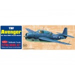 Grumman TBF Avenger - Guillows 509LC