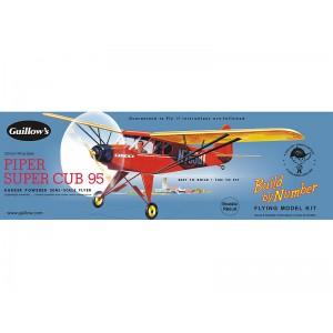 Piper Super Cub 95 - Guillows 602