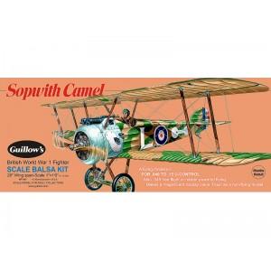 Sopwith Camel - Guillows 801