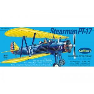 Stearman PT-17 - Guillows 803