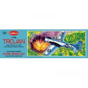 T-28 Trojan - Guillows 901