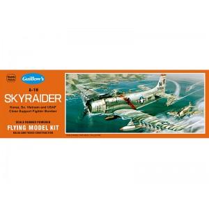 Douglas A1H Skyraider - Guillows 904