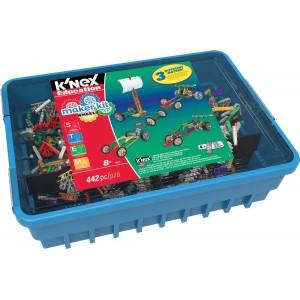 K'NEX Maker Kit - Wheels - KNX78498