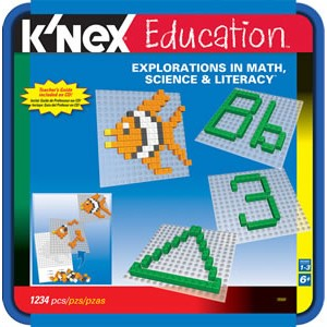 K'NEX Explorations in Math, Science and Literacy Set - KNX78500