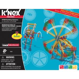 K'NEX Intro to Simple Machines: Gears - KNX78630