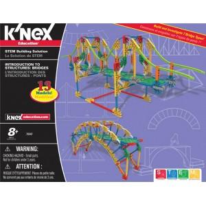 K'NEX Intro to Structures: Bridges - KNX78640