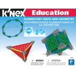 K'NEX Elementary & Math Geometry - KNX78720