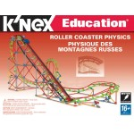 K'NEX Education Roller Coaster Physics Set - KNX78880