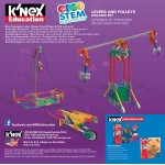 K'NEX Education Stem Explorations: Levers and Pulleys Building Set - KNX79319