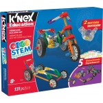 K'NEX Education Stem Explorations: Vehicles Building Set - KNX79320