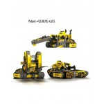 OWI 3 in 1 All Terrain Robot - OWI536