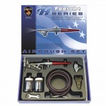 Paasche Single Action Airbrush Travel Kit - PAS2P-H#1