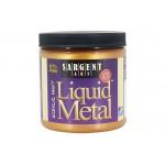 Liquid Metal, Aztec Gold, 8oz Acrylic Paint  - Sargent Art 1110