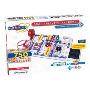 Elenco _ Snap Circuits 750 Extreme  - Elenco SC750