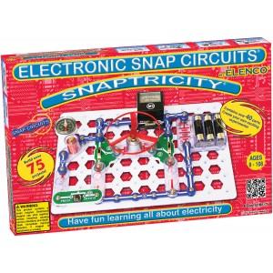 Elenco _ Snap Circuits Snaptricity SCBE-75  - Elenco SCB75