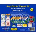 Elenco _ Snap Circuits Upgrade kit  - Elenco UC40