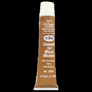 Wood Model Cement - Testors 35031