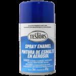 Testors Enamel Spray 3oz  Dark Blue - Tes1211