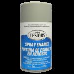 Testors Enamel Spray 3oz  Flat Dark Aircraft Gray - Tes1226
