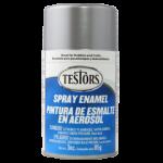 Testors Enamel Spray 3oz  Silver - Tes1246