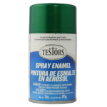Testors Enamel Spray 3oz  Green Metal Flake - Tes1630