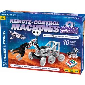 Thames & Kosmos Remote Control Machines: Space Explorers - THA620374