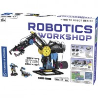 Thames & Kosmos Robotics Workshop - THA620377