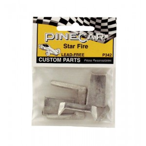 Pinecar Star Fire Body Accessories - WOO342